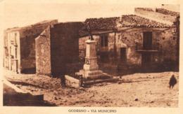 12428 - Godrano - Via Municipio (Palermo) F - Palermo