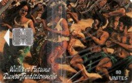 *WALLIS & FUTUNA* - Scheda A Chip NUOVA (MINT) In Blister - Wallis Und Futuna