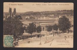 19104 Nancy - La Gare - Eglise Saint Léon - Faubourg Stanislas F - Nancy