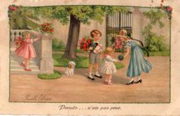 Illustrateur Pauli EBNER - Prends N'aie Pas Peur (DAGB 3158) - Ebner, Pauli