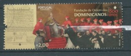 PORTUGAL 2017 FROM M/S 800 YEARS DOMINICANOS FUNDATION USED  YT 4092 - 1910-... République