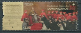 PORTUGAL 2017 FROM M/S 800 YEARS DOMINICANOS FUNDATION FALT DENTS USED  YT 4092 - 1910-... République