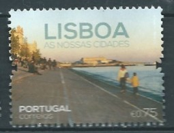 PORTUGAL 2016 OURS CITIES LISBOA USED - 1910-... République