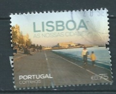 PORTUGAL 2016 OURS CITIES LISBOA BENDED USED - 1910-... République