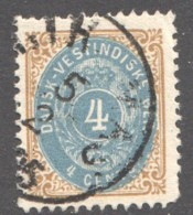DWI  Sc 7 Used - Denmark (West Indies)