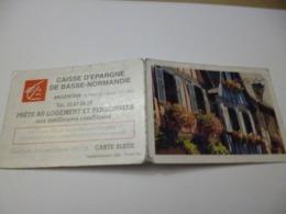 Petit Calendrier  De 1993  ' Pub Caisse D'argentan ) - Tamaño Pequeño : 1991-00