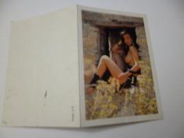 Femme Seins Nus Sur Petit Calendrier  De 1993  '  ) - Calendars