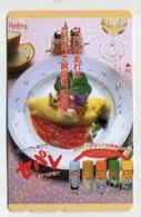 TK 12173 JAPAN - 110-016 Food - Alimentazioni