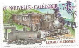 944 Le Rail Calédonien    Promotion      (12J) - Gebraucht