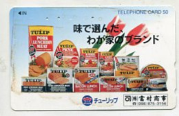 TK 12191 JAPAN - 110-016 Food - Alimentazioni