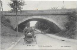 Mitry-mory - Pont Du Chemin De Fer - Mitry Mory