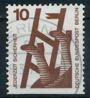 BERLIN DS UNFALLV Nr 403D Gestempelt X87370E - [5] Berlín