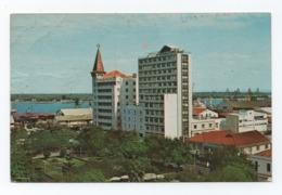 MOÇAMBIQUE MOZAMBIQUE 1960s LOURENÇO MARQUES AFRICA AFRIKA AFRIQUE Skyscraper Building Bâtiments Skyscrapers - Mozambique
