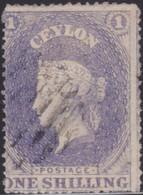 Ceylon    .   SG  .   26       .  O      .    Gebruikt       .   /    .   Cancelled - Ceylon (...-1947)