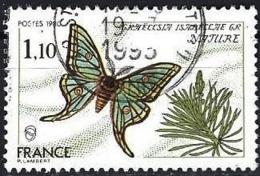 France 1980 - Mi 2208 - YT 2089 (Butterfly ) - Gebruikt