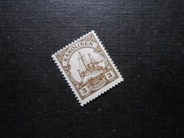 D.R.21 - 3Pf**MNH - Deutsche Kolonien (Karolinen) 1900  Mi 2,50 € - Kolonie: Karolinen