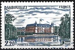 France 1980 - Mi 2233 - YT 2111 ( Castle Of Rambouillet ) - Oblitérés