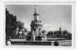 ESPAGNE - ARANJUEZ - Plaza De San Antonio, Fuente De Venus / Place De St Antoine, Fontaine De Venus - 1960 (W25) - Madrid