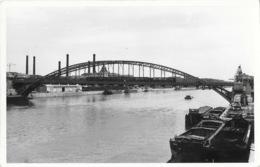 Paris, Le Pont Du Métro Sur La Seine, à La Gare D'Austerlitz - Carte-photo Non Circulée - Metropolitana, Stazioni