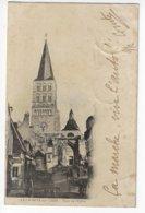58 -  LA CHARITÉ Sur LOIRE - Tour De L'Eglise - 1902 (W30) - La Charité Sur Loire