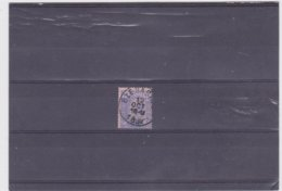 Belgie Nr 48 Bleharies - 1884-1891 Leopold II.