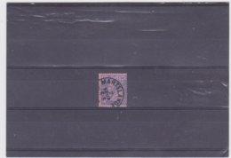 Belgie Nr 48 Martelange - 1884-1891 Leopold II.