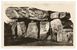 CPA  56      PLOUHARNEL CARNAC          DOLMEN DE CRUCUNO - Dolmen & Menhirs