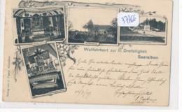 CPA (orécurseur )  -37766-57-Sarralben - Multivues Wallfahrtsort  -Envoi Gratuit - Sarralbe
