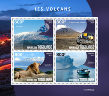 Togo 2019 Volcanoes  Lion  Kilimanjaro, Tanzania  S201908 - Togo (1960-...)
