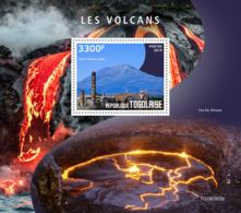 Togo 2019 Volcanoes S201908 - Togo (1960-...)