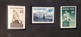 PDG. Cl1. P30.3. Fraîcheur Postale. Sans Charnière. COB. 860 >>> 862 - Nuevos