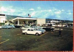 La Réunion- Paysage De La Réunion - Aérogare De Gillot Autos- Edition H.GANOWSKI -St-Joseph-  Paypal Sans Frais - Saint Denis