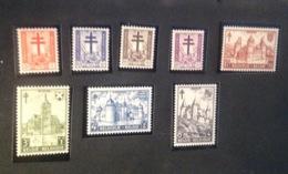 PDG. Cl1. P30.5. Fraîcheur Postale. Sans Charnière. COB. 868 >>> 875 - Nuevos