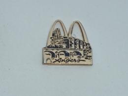 Pin's MAC DONALD D ANGERS - McDonald's