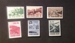PDG. Cl1. P32.4. Fraîcheur Postale. Sans Charnière. COB. 918 >>> 923 - Bélgica