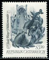 BW0808 Austria 1967 Conservatory Of Music Violin 1V MNH - Musik