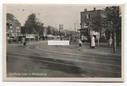Voorburg - Laan V. Middenburg - C1950's Netherlands Real Photo Postcard - Voorburg