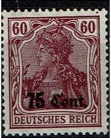 OC  34  **  100 - Weltkrieg 1914-18