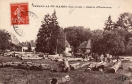 Fresne - Saint - Mamès - Scierie D'Estravaux - France