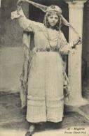 Algerie Femme Ouled Nail RV - Algérie