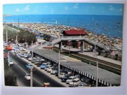 ITALIA - MARCHE - PALOMBINA DI ANCONA - Spiaggia E Cavalcavia - Ancona