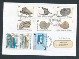 Britisch Antarktis  Sammler Beleg  ..... . ( Op517  ) Siehe Scan - Britisches Antarktis-Territorium  (BAT)