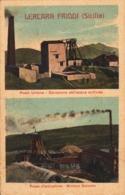 12436 - Lercara Friddi - Pozzo Unione (Estrazione Dell'Acqua Sulfurea) - Pozzo D'Estrazione (Miniera Scianna) (Palermo) - Palermo