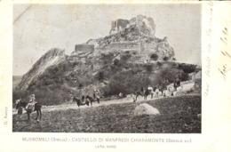 12491 - Mussomeli - Castello Di Manfredi Chiaramonte F - Caltanissetta