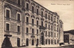 12487 - Modica - Palazzo Degli Studi ( Ragusa ) F - Modica