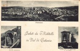 12472 - Militello In Val Di Catania - S. Maria Le Vetere - Chiesa Del S.S. Crocifisso Al Calvario F - Catania