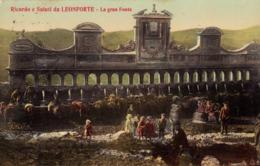 12430 - Leonforte - La Grande Fonte (Enna) F - Enna