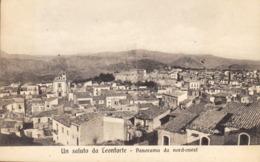 12431 - Leonforte - Panorama Da Nord-Ovest (Enna) F - Enna