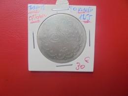 OTTOMAN-TURQUIE 20 KURUSH AH 1255 ARGENT (A.11) - Türkei