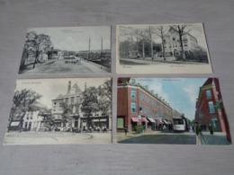 Beau Lot De 20 Cartes Postales Du Pays Bas      Mooi Lot Van 20 Postkaarten Van Nederland  Holland - 20 Scans - Cartes Postales